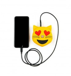 MOJIPOWER LOVE CAT POWER BANK 2600 mAh
