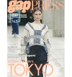 GAP PRESS TOKYO 143 AW 2018-19