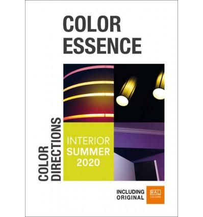 Color Essence Interior RAL S-S 2020