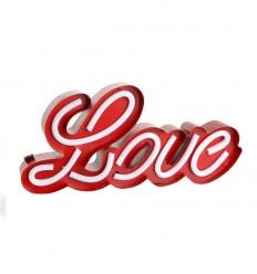PUSHER NEON METAL LOVE