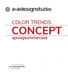 A+A CONCEPT COLOR TRENDS SS 2020