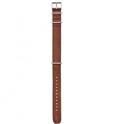 TIMEX CINTURINO STONE WASHED LEATHER
