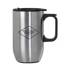 GENTLEMEN'S HARDWARE Steel Travel Mug.