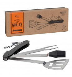 GENTLEMEN'S HARDWARE BBQ 4-in-1 Multi-Tool
