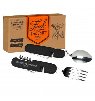 GENTLEMEN'S HARDWARE Camping Cutlery Multi-Tool