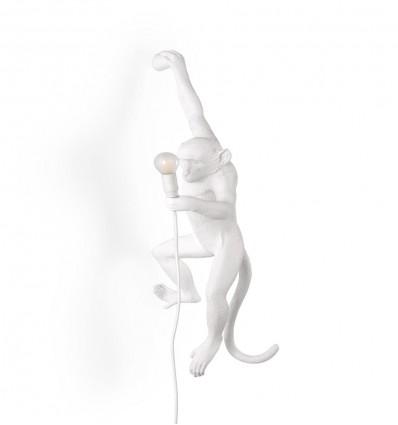 Seletti Monkey Lamp Appesa Zampa Destra