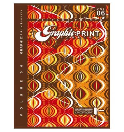 Graphic Print Source - Vintage Prints Vol. 6