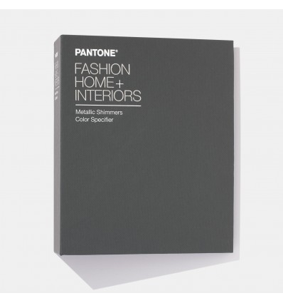 Pantone Fashion, Home & Interior Metallic Shimmers Specifier
