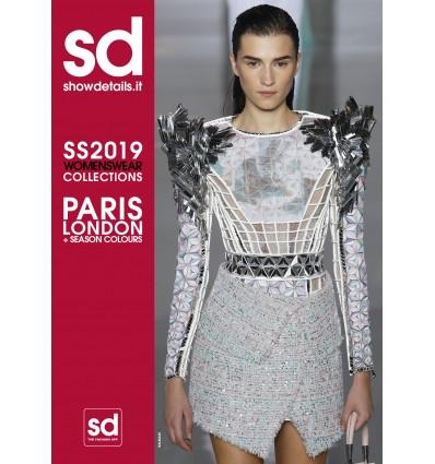 Showdetails Riser Parigi-Londra 26 SS 2019