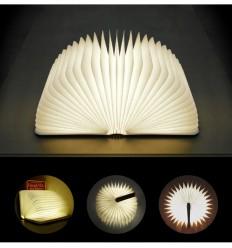 LAMPADA LIBRO A LED
