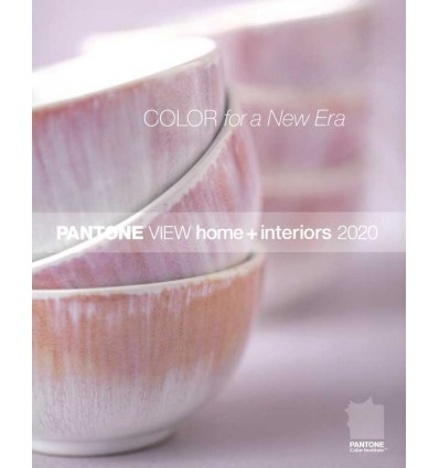 PANTONE VIEW + HOME INTERIORS SS 2020