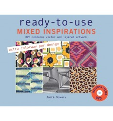 Ready To Use MIXED INSPIRATIONS incl. DVD