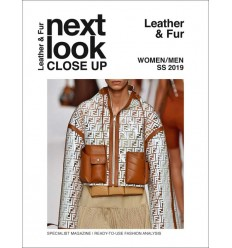 NEXT LOOK CLOSE UP WOMEN- MEN LEATHER & FUR 05 SS 2019 SS 2018