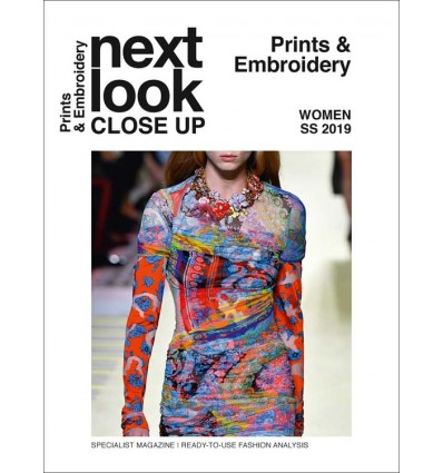 NEXT LOOK PRINT & EMBROIDERY 05 SS 2019