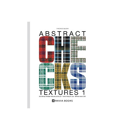 Abstract Checks Textures Vol.1