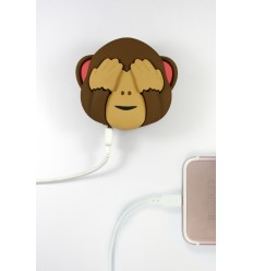 MOJIPOWER MONKEY 2 POWER BANK 2600 mAh