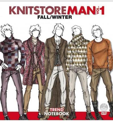 KNITSTORE MAN VOL.1