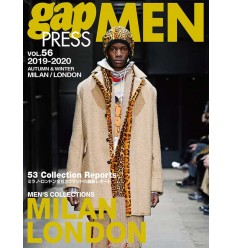 GAP PRESS MEN 56 MILAN LONDON AW 2019-20