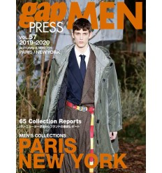 GAP PRESS MEN 57 PARIS-NEW YORK AW 2019-20