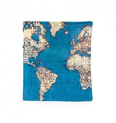 KIKKERLAND MAPS TRAVEL BAG SET