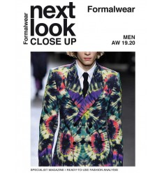Next Look Close Up Men Formalwear 06 AW 2019-20