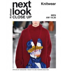 Next Look Close Up Men Knitwear 06 AW 2019-20