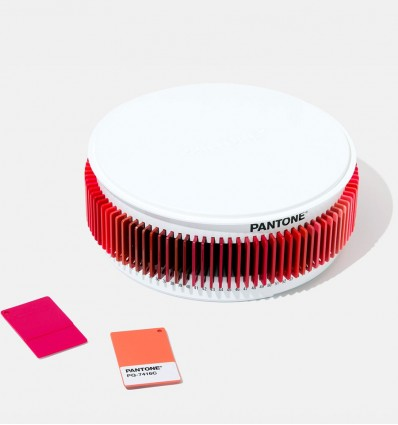 PANTONE Plastic Chip Color Sets Reds