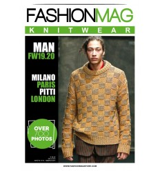 FASHION MAG MAN KNITWEAR AW 2019-20