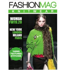 FASHION MAG WOMAN KNITWEAR AW 2019-20