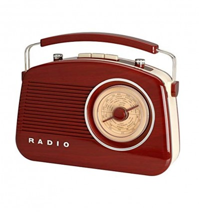 LA CHAISE LONGUE RADIO 60'S BLUETOOTH