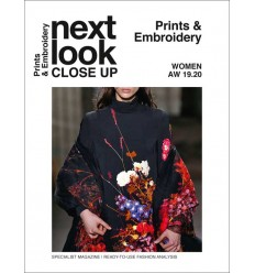 NEXT LOOK CLOSE UP PRINT & EMBROIDERY AW 2019-20
