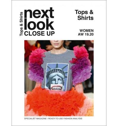 NEXT LOOK CLOSE UP WOMEN TOPS & T-SHIRTS AW 2019-20