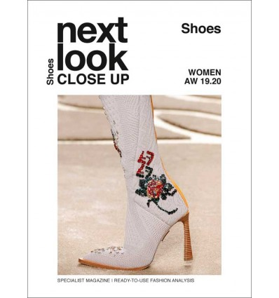 NEXT LOOK CLOSE UP WOMEN SHOES AW 2019-20