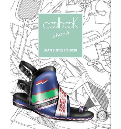 COOLBOOK SKETCH MEN'S SHOES SS 2020