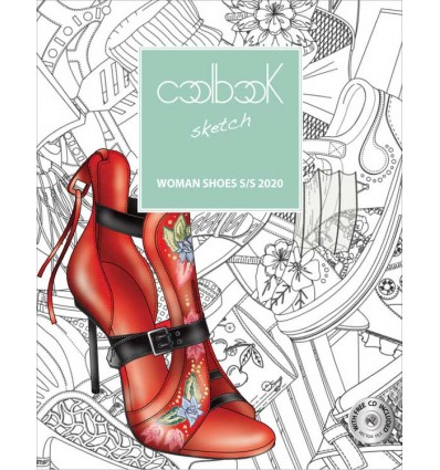 COOLBOOK SKETCH WOMEN'S SHOES SS 2020