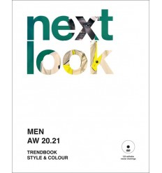 Next Look Menswear AW 2020-21 Trendbook Style & Colour