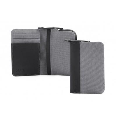 NAVA Twin Porta CC con portamonete e RFID