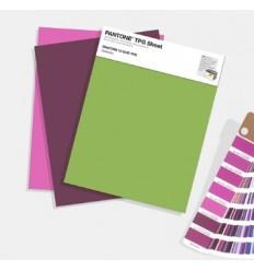 PANTONE® TPG Paper Sheets
