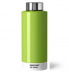 COPENHAGEN DESIGN PANTONE STEEL BOTTLE