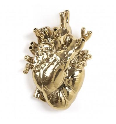 SELETTI LOVE IN BLOOM GOLD