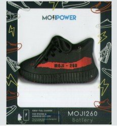 MOJIPOWER SNEAKER POWER BANK 2600 mAh