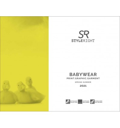 Style Right Babywear Trendbook SS 2021 incl. DVD