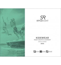 Style Right Kidswear Trendbook SS 2021 incl. DVD