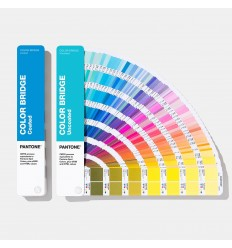 Pantone Color Bridge Guide Set Coated & Uncoated
