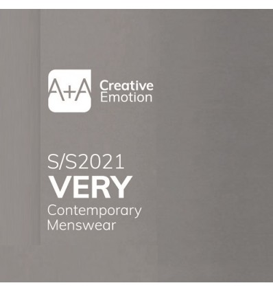A+A VERY MEN'S FASHION TREND SS 2021