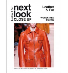 NEXT LOOK CLOSE UP WOMEN- MEN LEATHER & FUR 07 SS 2020