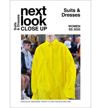 NEXT LOOK CLOSE UP WOMEN SUITS & DRESSES 07 SS 2020