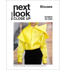 NEXT LOOK CLOSE UP WOMEN BLOUSES 07 SS 2020