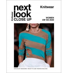NEXT LOOK CLOSE UP WOMEN KNITWEAR 07 SS 2020