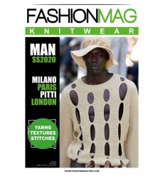 FASHION MAG MAN KNITWEAR SS 2020